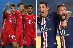 Horario, TV y formaciones: Bayern Munich y PSG definen la Champions League