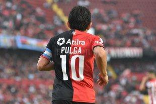 """""""Pulga"""" Rodríguez: """"Termino con Colón y me presento en Atlético"""""""