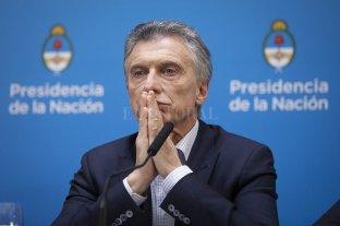 "Insaurralde trató a Macri de ""domador de reposeras"""