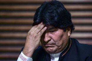 """Evo Morales suma otra denuncia del Gobierno boliviano, por """"asesinatos y torturas"""" -  -"""