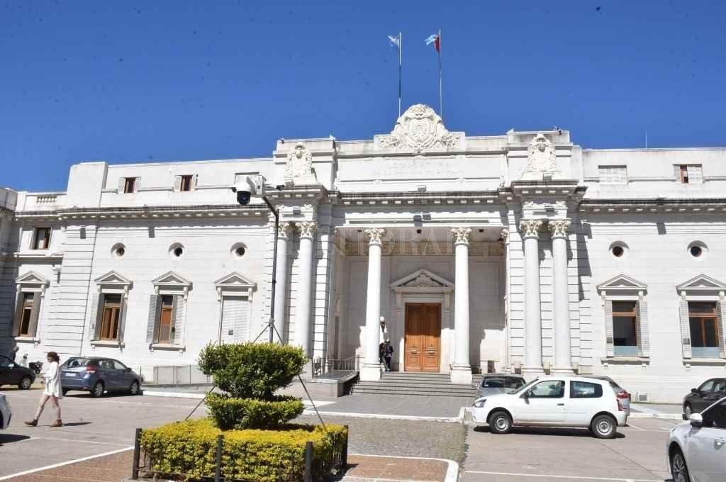 Habrá actividad en la Legislatura provincial.    Crédito: Guillermo Di Salvatore
