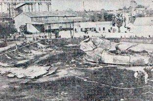 Hace 70 años una fuerte explosión estremeció a la ciudad
