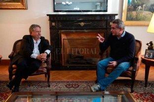 """""""Es un escenario absolutamente improbable"""", dijo Rossi sobre los dichos de Duhalde"""