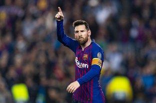 Messi igualó otro récord de Pelé: 467 goles en una misma Liga