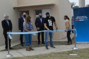 El gobernador inauguró 40 viviendas en San Javier