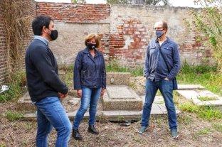Proponen que el Cementerio Británico de Santa Fe vuelva a la órbita del Municipal