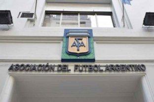 La AFA emitió un comunicado por la muerte de Diego Maradona