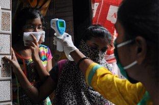 India superó los seis millones de contagios de Covid-19