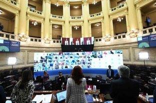"""Senado: denuncian """"amenazas de muerte"""" y publicación de """"teléfonos y direcciones"""" en redes sociales"""