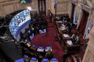 El oficialismo aprobó en el Senado el proyecto de reforma judicial