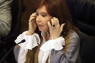 """Cristina Kirchner, ante el desorden en la votación de la reforma judicial: """"Parecemos un gallinero"""""""