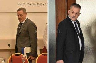 """Saín negó """"una operación"""" contra Sarnaglia y no descartó denunciarlo"""