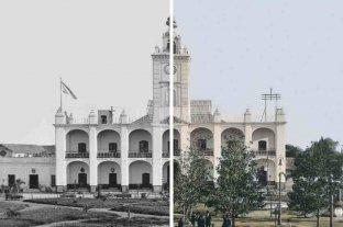 Fotos históricas de la ciudad pasadas a color gracias a la Inteligencia Artificial