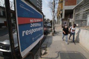 Entre Ríos confirma 132 nuevos contagios de Covid-19