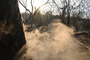 """""""Focos"""" de alarma: Las quemas y los  contagios no dan respiro en Santa Fe"""