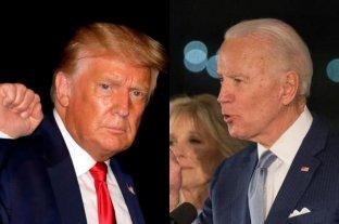 """Trump y Biden salen a la conquista de los """"Estados Péndulos"""""""