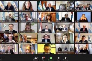 Primer foro federal y virtual de autoridades parlamentarias