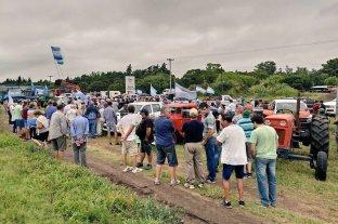 """Autoconvocados """"le bajaron el pulgar"""" al Consejo Agroindustrial y no descartan movilizarse"""