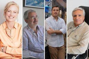 Cuatro figuras de la ciencia destacadas por Diputados