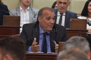 El diputado Julián Galdeano también tiene coronavirus