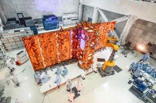 El satélite SAOCOM 1B, tiene ADN santafesino