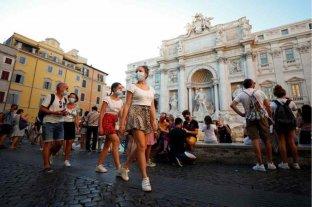 Italia registró 1.907 contagios, el mayor número de casos diarios desde de junio