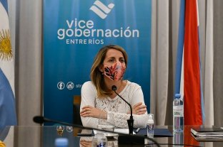 La vicegobernadora de Entre Ríos también tiene coronavirus