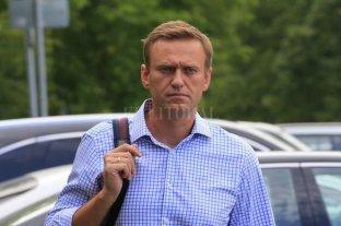 Navalny acusó al presidente Vladimir Putin de su envenenamiento