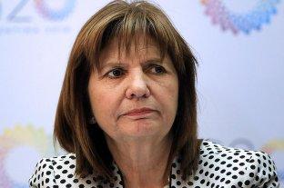 Patricia Bullrich comunicó que tiene coronavirus