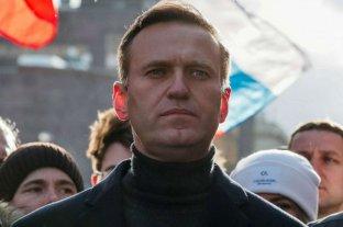 Rusia ordenó 30 días de prisión para Navalny y la Unión Europea repudió la decisión