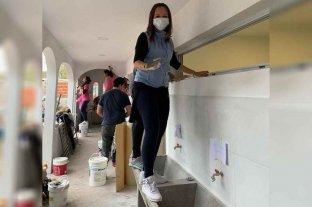Las mujeres se abren paso en oficios de la construcción