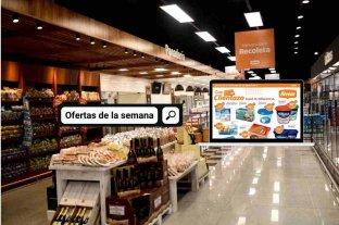 Alvear Supermercados: mirá cuáles son las ofertas de la semana -  -