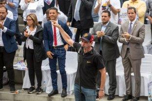 Capriles se diferencia de Guaidó y llama a votar contra Maduro en las elecciones legislativas