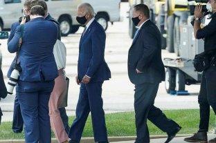 Joe Biden se reunió con la familia de Jacob Blake