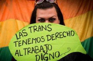 El Gobierno decretó el cupo laboral travesti trans en la administración pública