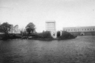 """La historia de un lago que se convirtió en una plaza """"mitológica"""" de la ciudad"""