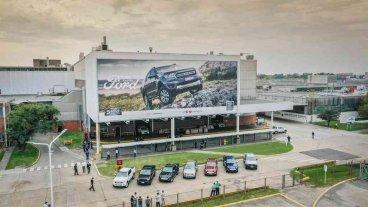 Ford implementará un segundo turno de producción en su Planta Pacheco