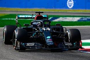 Hamilton se quedó con la pole en el Gran Premio de Rusia -  -