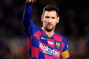 Uno por uno: Los récords que intentará romper Messi esta temporada