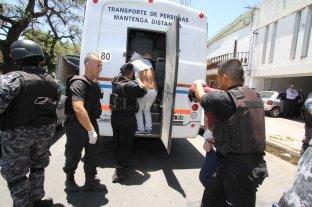 Preocupa el traslado de presos santafesinos a otras ciudades