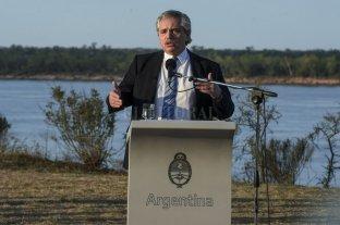El presidente presenta el Plan de Políticas Ambientales