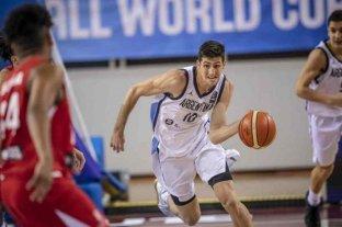 """Leandro Bolmaro: """"Estar en los Juegos Olímpicos es mi motivación diaria"""""""