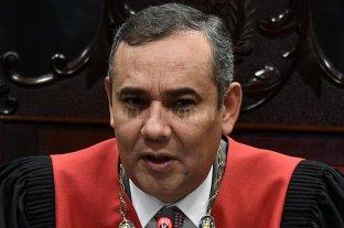 El presidente de la Corte Suprema de Venezuela tiene coronavirus
