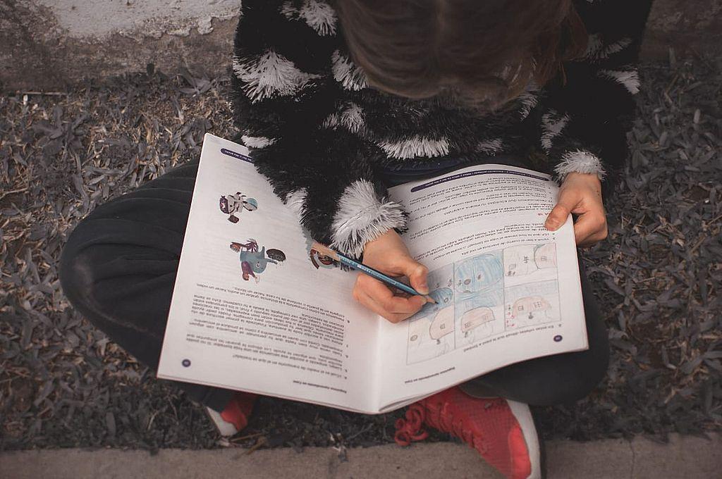 La suspensión de clases afecta a unos 10 millones de alumnos y a 900 mil docentes. Falta evaluar el impacto que tendrá en la calidad educativa como consecuencia de la desigualdad en el acceso a los recursos que demanda la virtualidad. Crédito: Sofía M. Córdoba