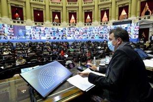 Massa convocó al diálogo a todos los bloques parlamentarios