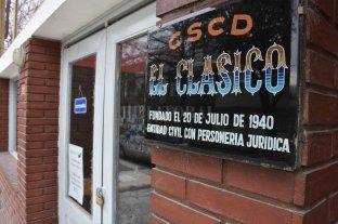 """Club El Clásico: """"La intención del gobernador es que no se remate"""""""