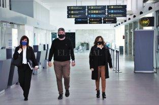 Nueva interventora para el Aeropuerto de Sauce Viejo