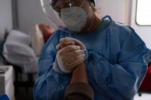 Reportaron este viernes 31 nuevos fallecidos por Covid-19 en Argentina -  -