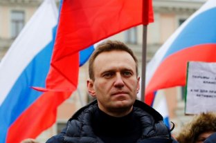 Alexei Navalny, ganador del premio Sájarov 2021 a la libertad de conciencia