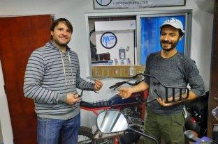 Desde Chabás, fabricarán partes de motos para la marca más antigua del mundo